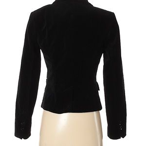 Jackets & Coats - Velour Blazer